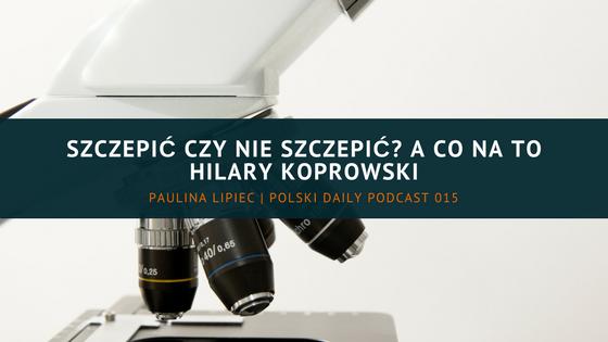 Hilary Koprowski