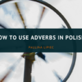 adverbs in polish