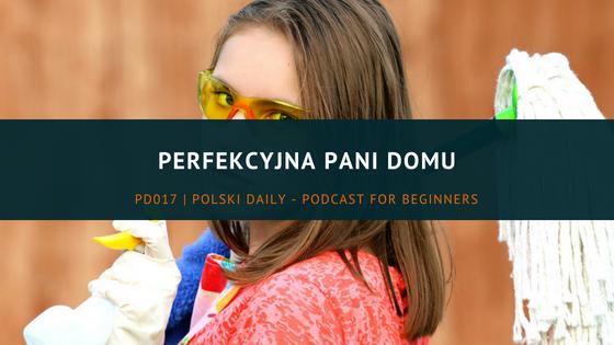 PDB 017 Perfekcyjna Pani Domu (A2)