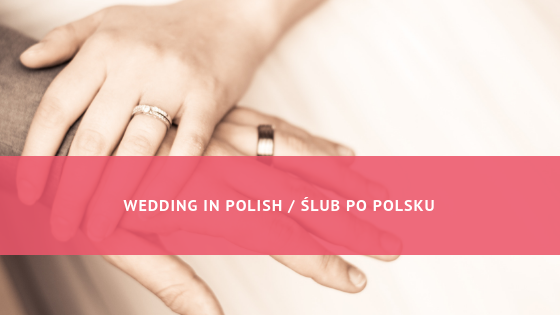 wedding in polish