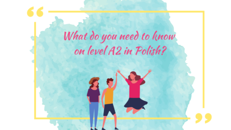 What do you need to know on level A2 in Polish?