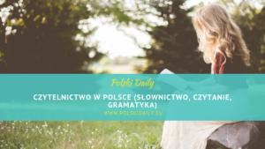 B2 Czytelnictwo w Polsce