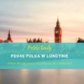 polka w londynie