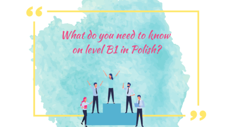 What do you need to know on level B1 in Polish?