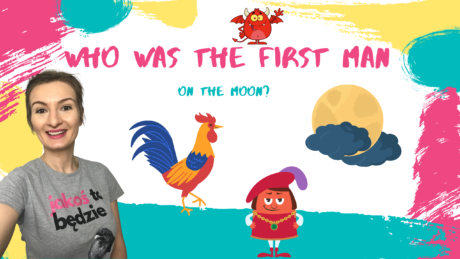 Who was the first man on the Moon?